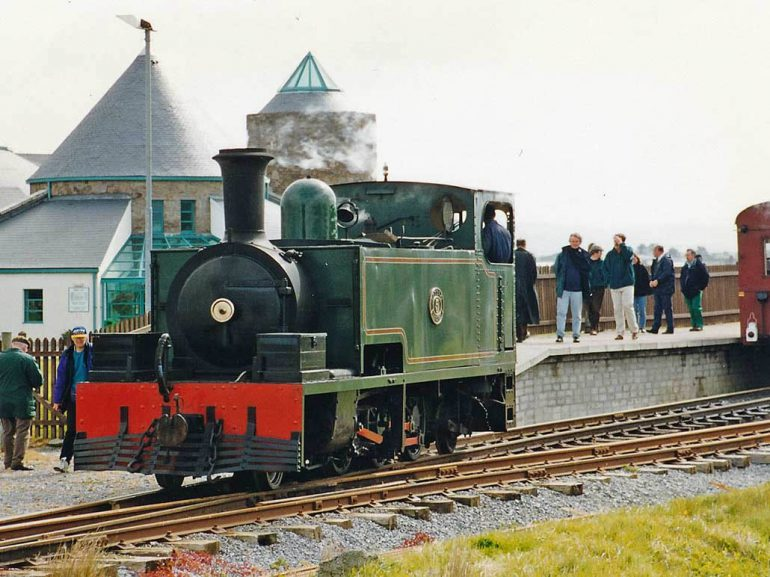 Old Steam Railway Tralee