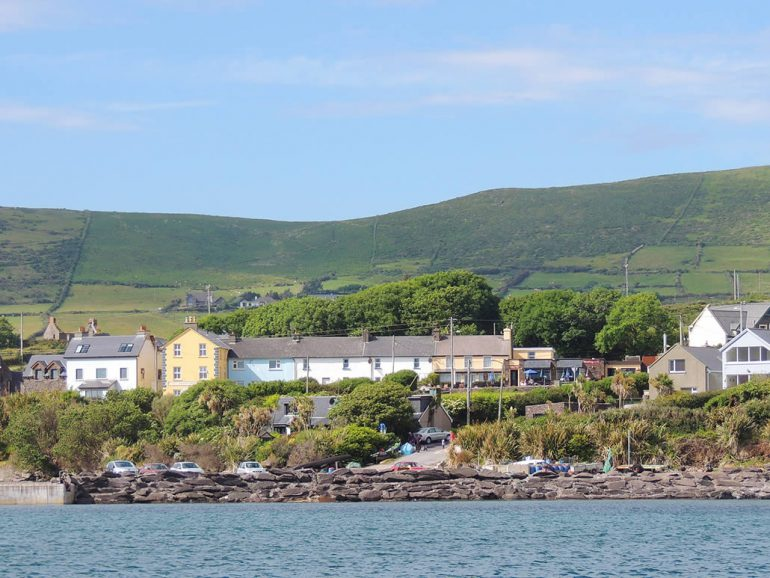 View of Ventry County Kerry