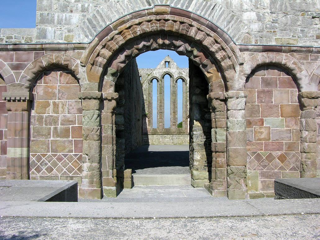 Stone Arch Ardfert Cathedral