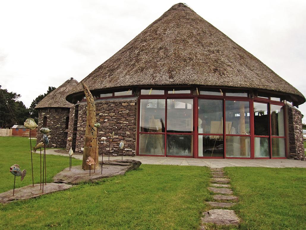Cill Rialaig Arts Centre Ballinskelligs