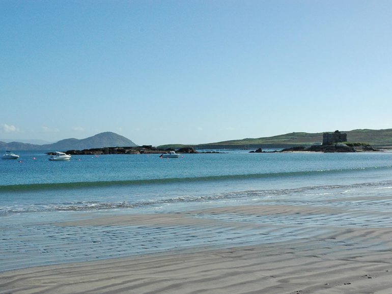 Ballinskelligs Beach View