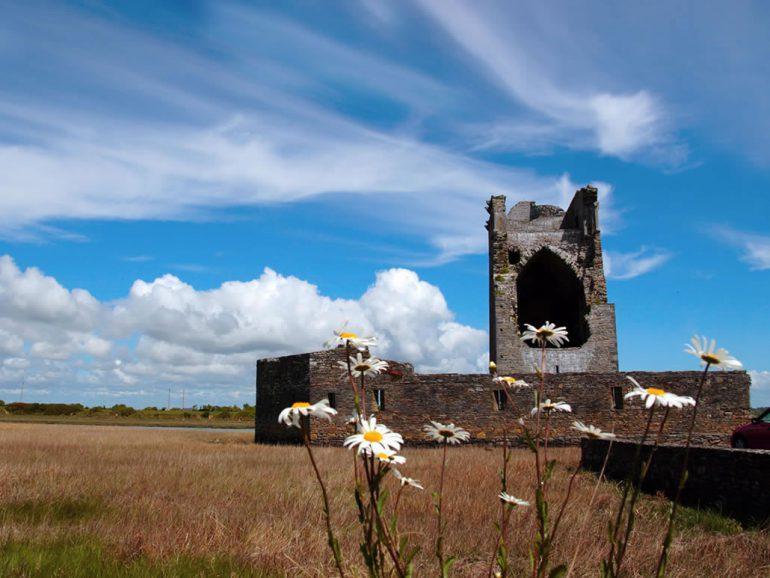 Carrigafoyle Castle Ballylongford