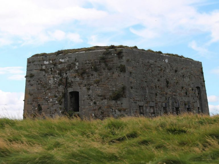 Napoleonic Battery Fortress Carrig Island