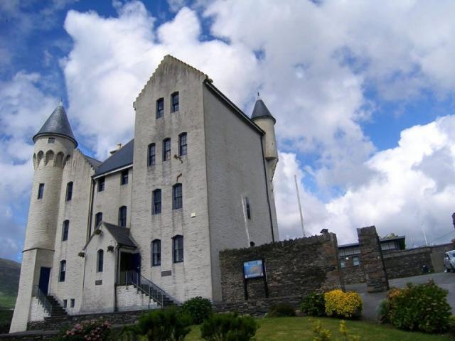 Castle at Cahersiveen