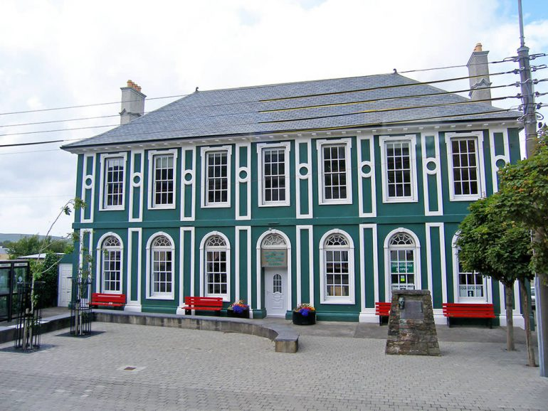Cahersiveen Public Offices