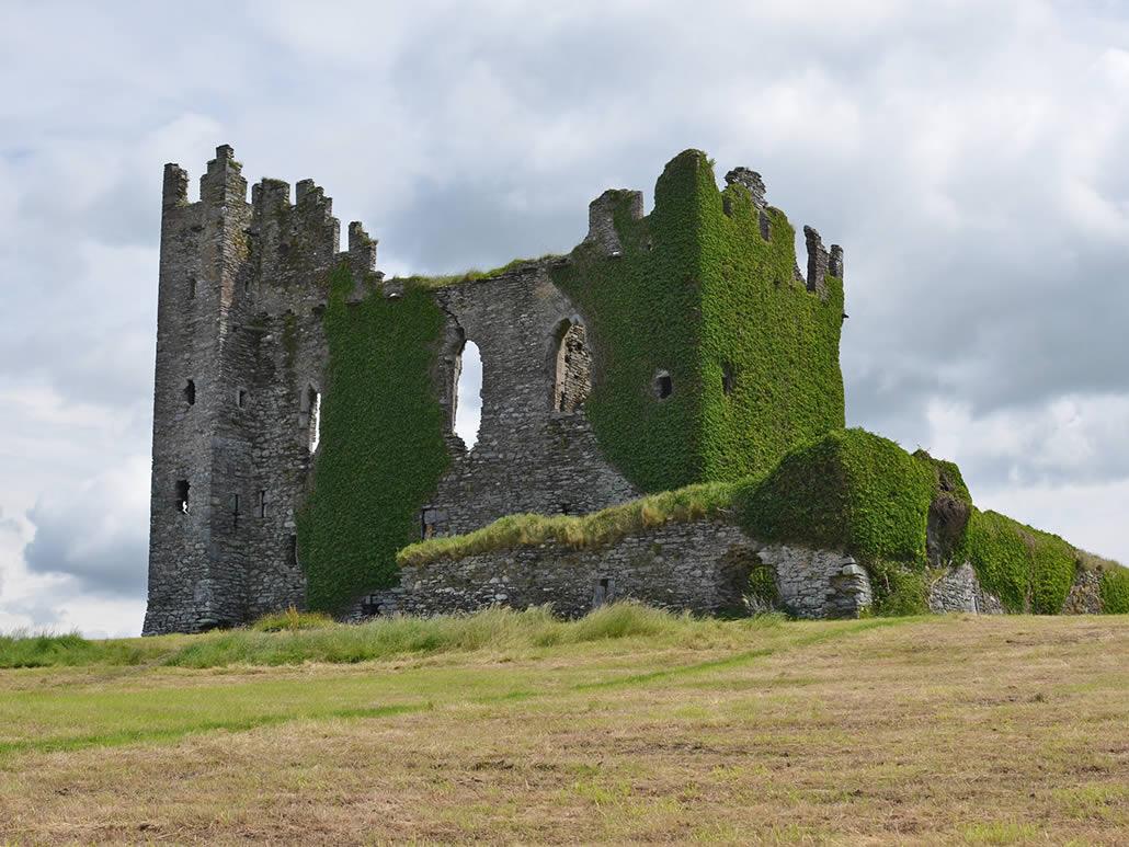 Ballycarbery Castle Cahersiveen
