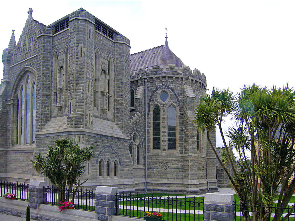 Cahersiveen Church