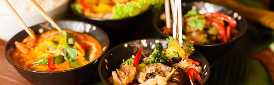 Tamarind Asian Restaurant in Tralee