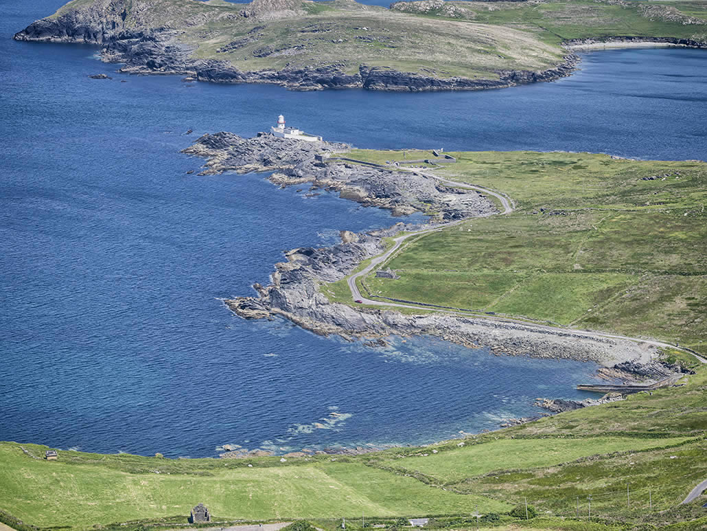 Valentia Island Home Of Kerry Gaa Legend Mick O Connell