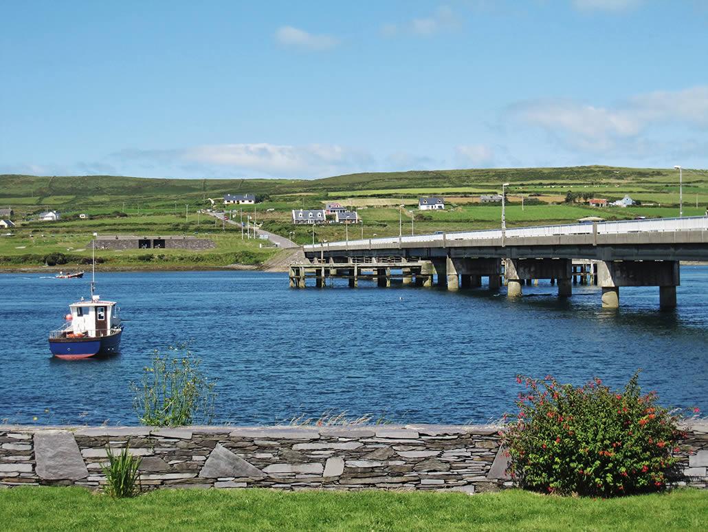 Valentia Island Bridge