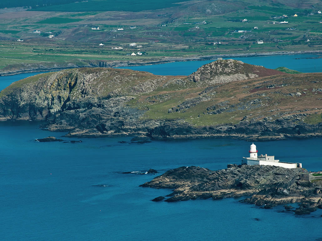Lighthouse View Valentia
