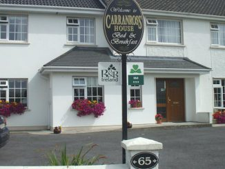 Carranross House Bed and Breakfast Killarney