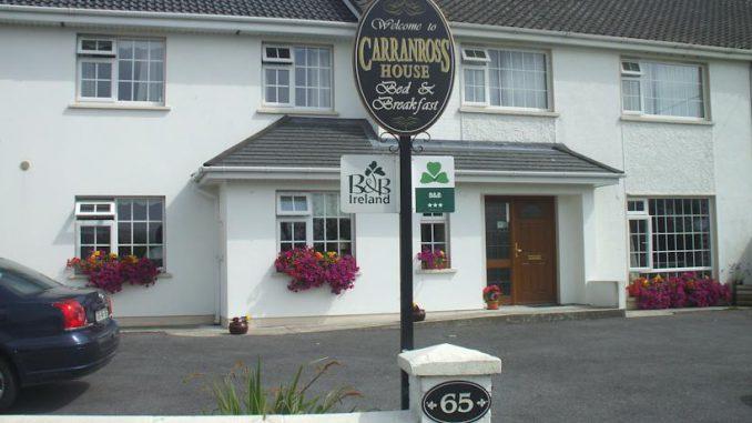 Carranross House Bed and Breakfast Killarney