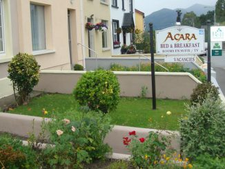 Acara bed and breakfast Killarney