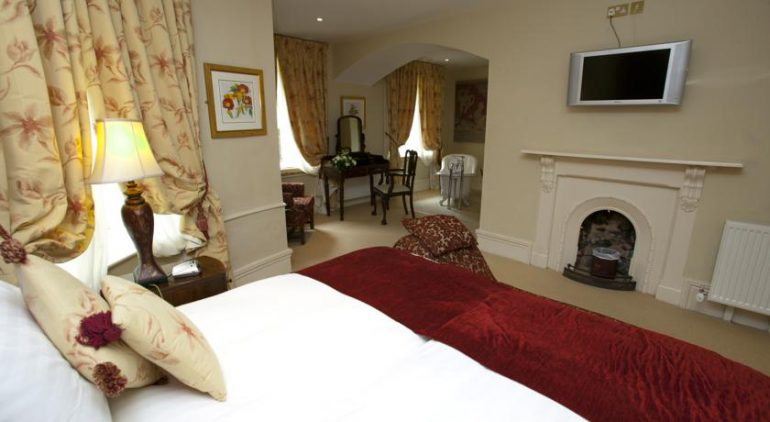 Ballyseede Castle Hotel Bedroom 2