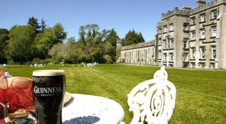 Ballyseede Castle Hotel Tralee Garden