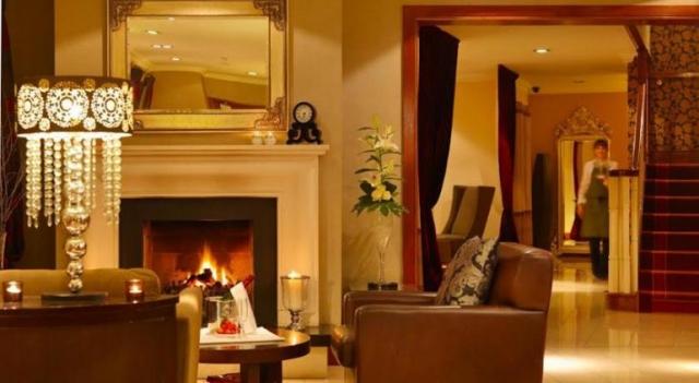 Brook Lane Hotel Kenmare Lounge