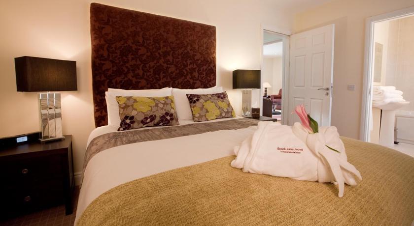 Brook Lane Hotel Kenmare Bedroom
