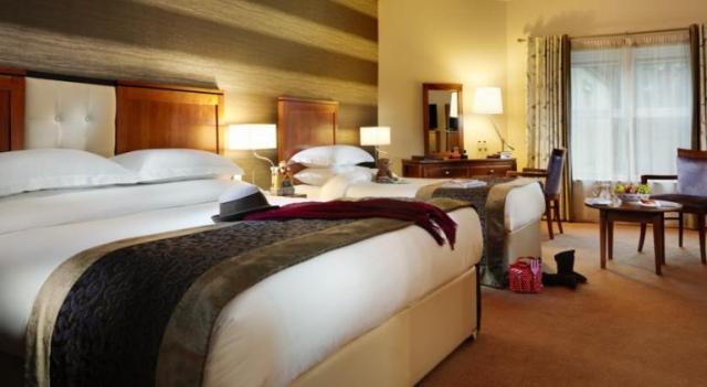Brook Lane Hotel Kenmare Bedroom 3