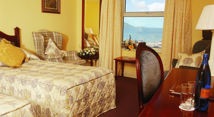 Butler Arms Hotel Waterville Bedroom