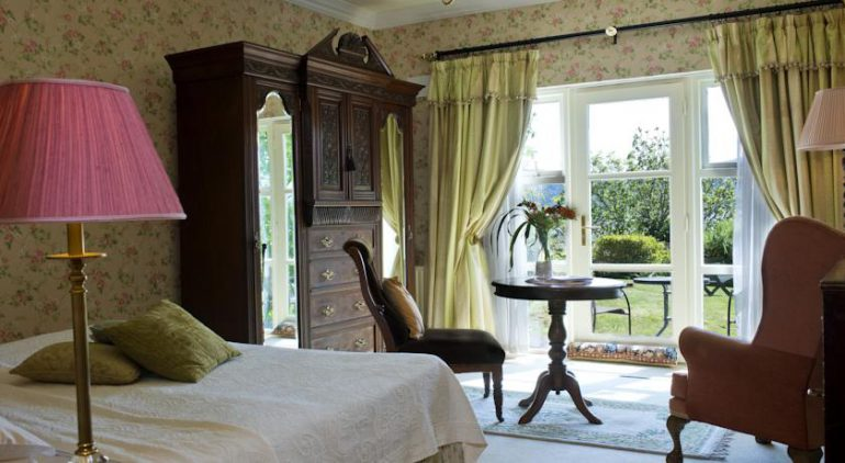 Carrig Country House Caragh Lake Bedroom