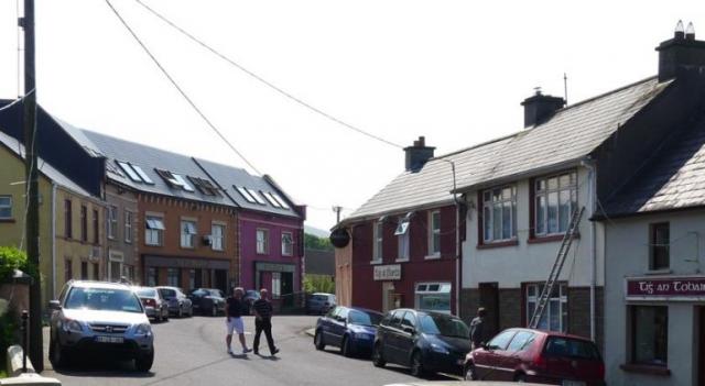 Ballyferriter Village