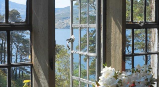 Ard na Sidhe view of Caragh Lake