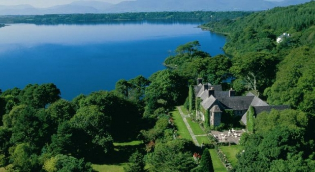 Ard na Sidhe Country House Aerial View