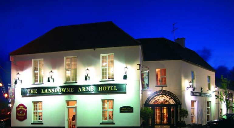 Lansdowne Arms Kenmare Front