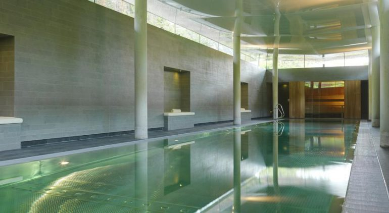 Park Hotel Kenmare Swimming Pool