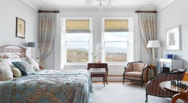 Parknasilla Hotel Bedroom 2