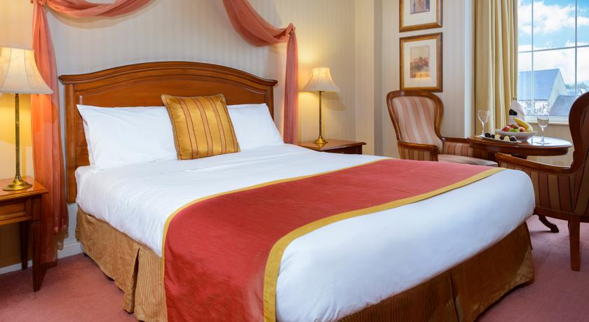 River Island Hotel Castleisland Bedroom