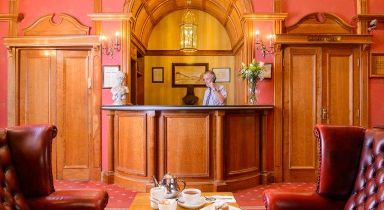 River Island Hotel Castleisland Reception