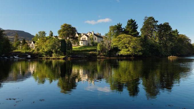 Sheen Falls Lodge Kenmare
