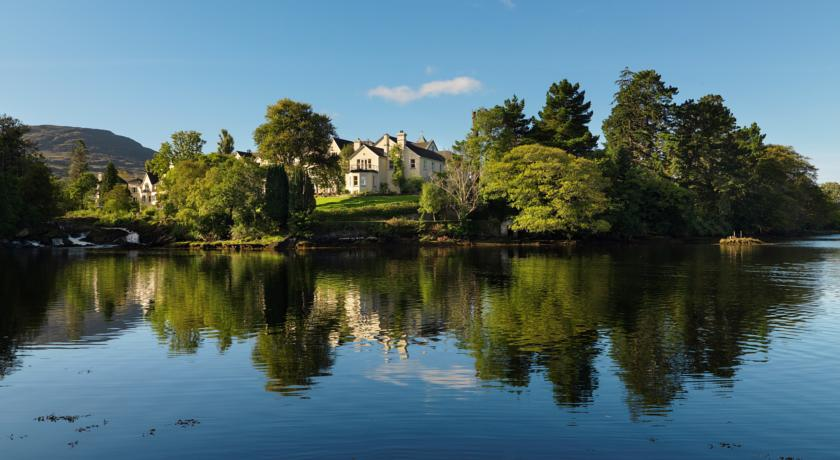 Sheen Falls Lodge Kenmare Exterior