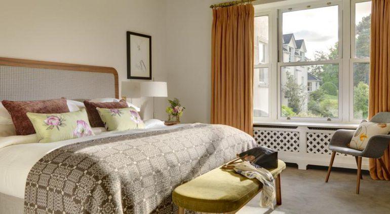 Sheen Falls Lodge Kenmare Bedroom