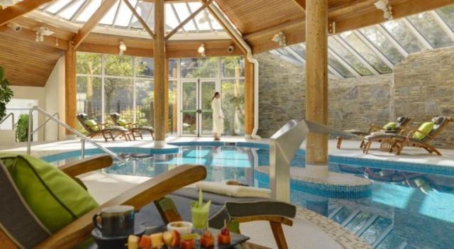 Sheen Falls Lodge Kenmare Pool