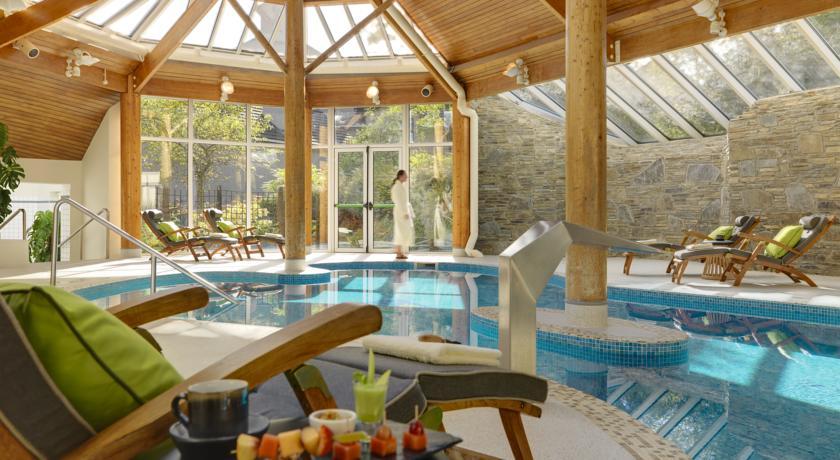 Sheen Falls Lodge Kenmare 5 Star Luxury