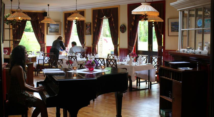 Towers Hotel Glenbeigh Dining Room