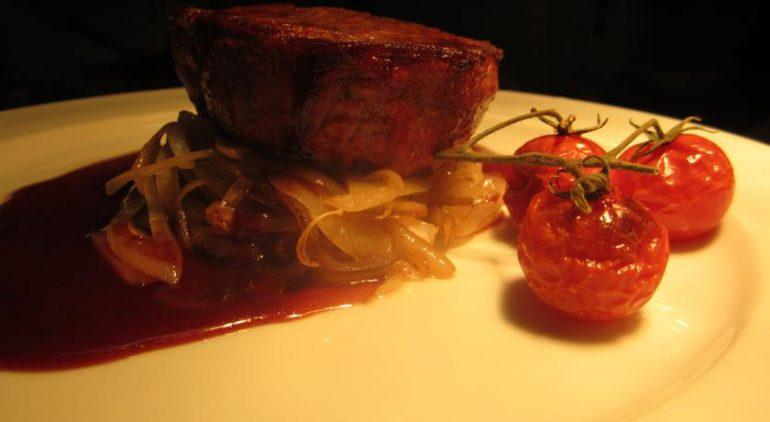Towers Hotel Glenbeigh Food