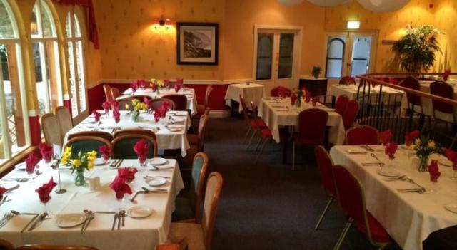 White Sands Hotel Ballyheigue Restaurant