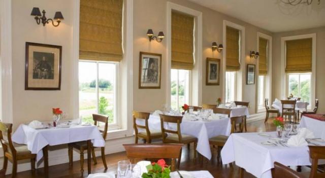 Listowel Arms Hotel dining