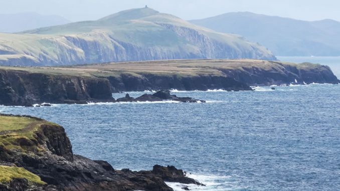 West Kerry Coastline on The Wild Atlantic Way