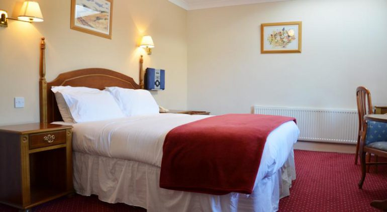 Abbey Lodge B&B Killarney Bedroom