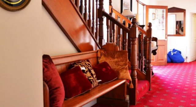 Abbey Lodge B&B Killarney Lobby