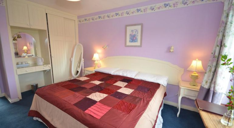 Gormans B&B Killarney Bedroom