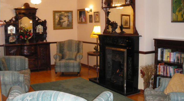 Redwood Bed and Breakfast Killarney Lounge