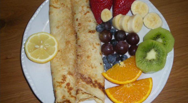 Redwood B and B Killarney breakfast