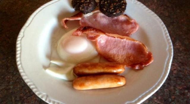 The Harp Killarney Breakfast