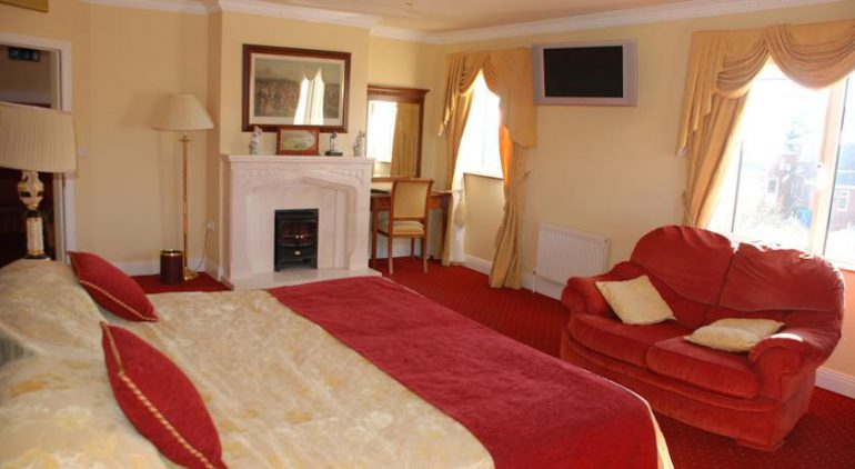 luxury golf b&b ballybunion